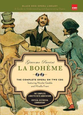 Cover for La Boheme (Book and CD's)