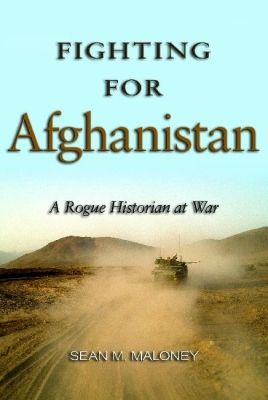 Fighting for Afghanistan Cover