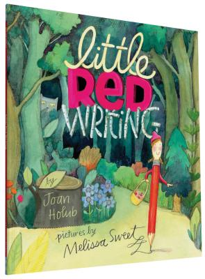 Little Red Writing Cover