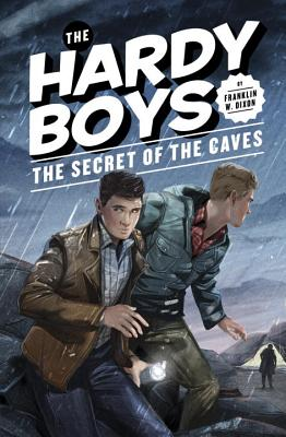 The Secret of the Caves #7 (The Hardy Boys #7) Cover Image
