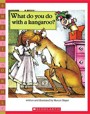 What Do You Do With A Kangaroo? Cover