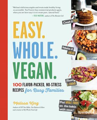 Easy. Whole. Vegan. Cover