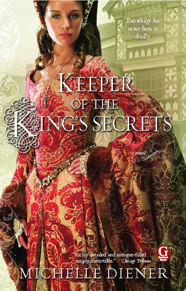 Keeper of the King's Secrets Cover