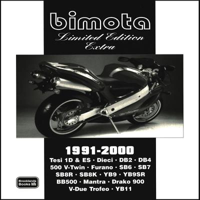 Cover for Bimota Limited Edition Extra 1991-2000