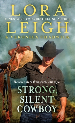 Strong, Silent Cowboy: A Moving Violations Novel Cover Image