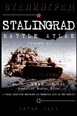 Stalingrad Battle Atlas: Volume IV (Paperback) | Tecolote Book Shop