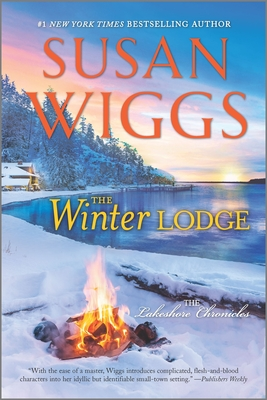 The Winter Lodge (Lakeshore Chronicles #2) Cover Image