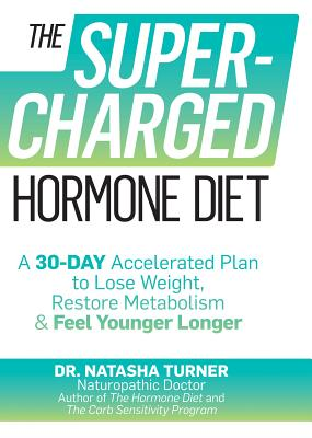 The Supercharged Hormone Diet Cover