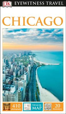 DK Eyewitness Chicago (Travel Guide) Cover Image