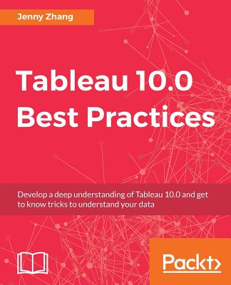 Tableau 10.0 Best Practices Cover Image