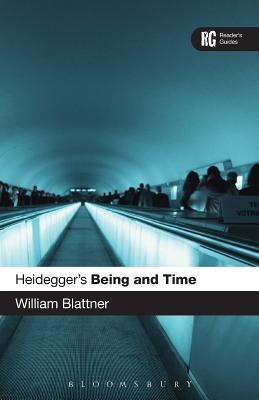 Cover for Heidegger's 'Being and Time'