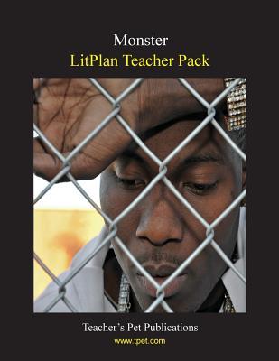Litplan Teacher Pack: Monster Cover Image