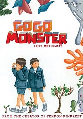 Gogo Monster Cover