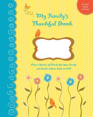 My Family's Thankful Book Cover Image