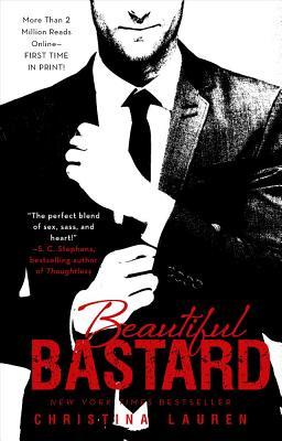 Beautiful Bastard (The Beautiful Series #1) Cover Image