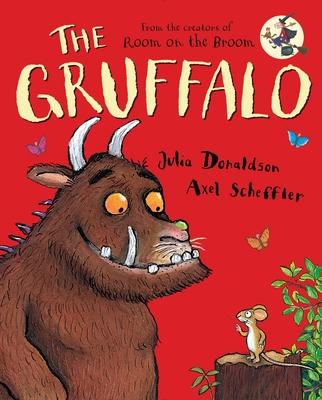 The Gruffalo Cover Image