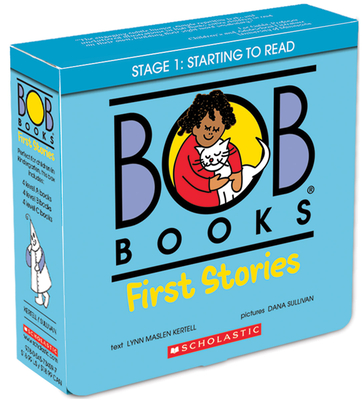 Bob Books: First Stories Cover Image