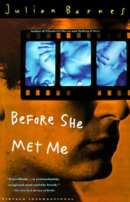 Before She Met Me Cover