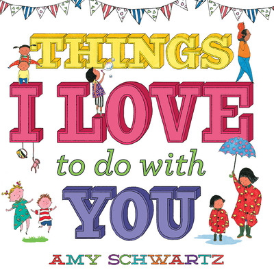 Things I Love to Do with You (100 Things) Cover Image