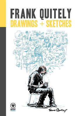 Frank Quitely: Drawings + Sketches Cover Image