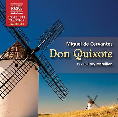 Don Quixote (Naxos Complete Classics) Cover Image