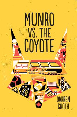 Munro vs. the Coyote Cover Image