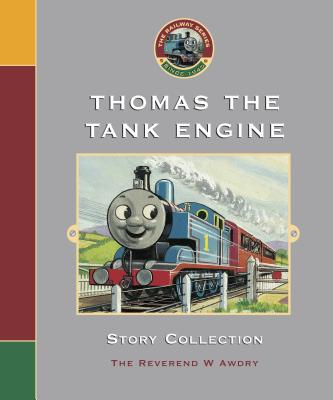 Thomas the Tank Engine Story Collection Cover Image