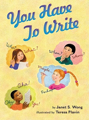 You Have to Write Cover