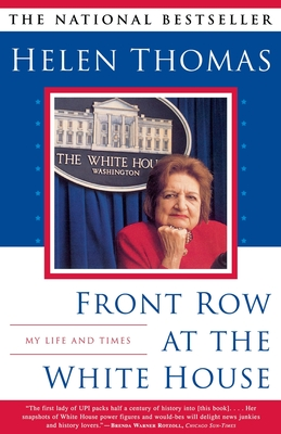 Front Row at the White House Cover