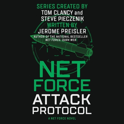 Net Force: Attack Protocol (Tom Clancy's Net Force) Cover Image