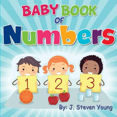 Baby Book of Numbers Cover Image