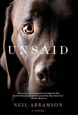 Unsaid Cover