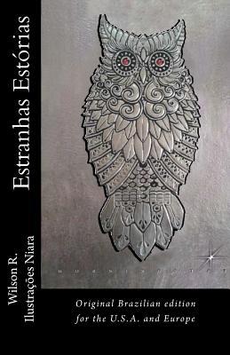 Cover for Estranhas Estorias
