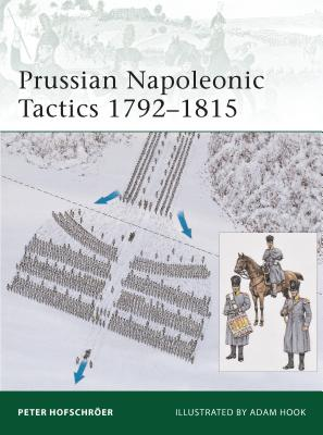 Prussian Napoleonic Tactics 1792 1815 Cover