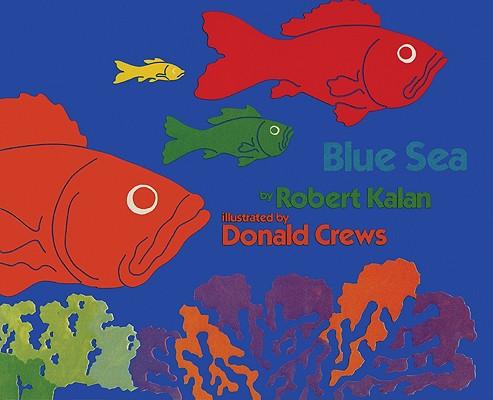 Blue Sea Cover Image