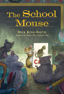 The School Mouse (New cover) Cover