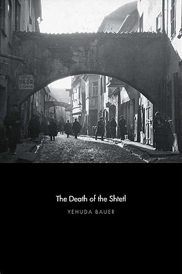 Cover for The Death of the Shtetl