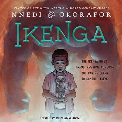 Ikenga Lib/E Cover Image