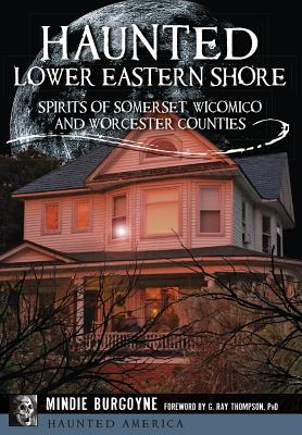 Haunted Lower Eastern Shore: Spirits of Somerset, Wicomico and Worcester Counties Cover Image