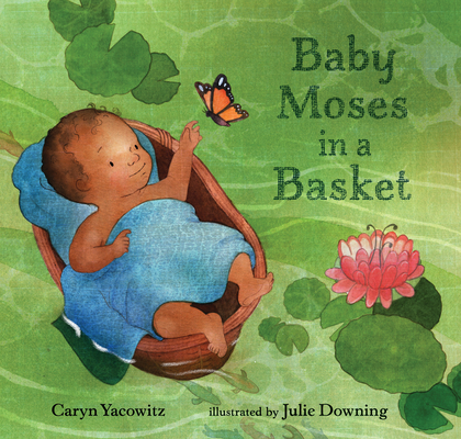 Baby Moses in a Basket Cover Image