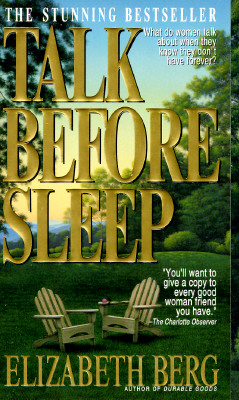 Talk Before Sleep Cover