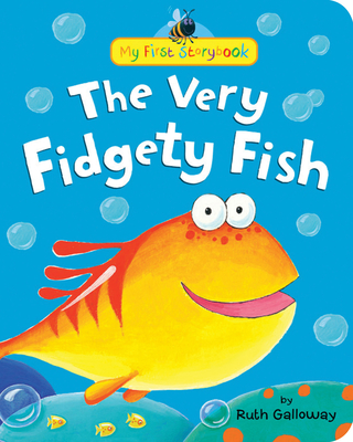 The Very Fidgety Fish Cover