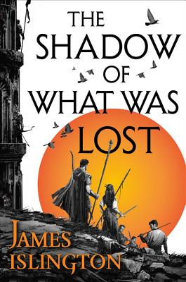 The Shadow of What Was Lost (The Licanius Trilogy #1) Cover Image