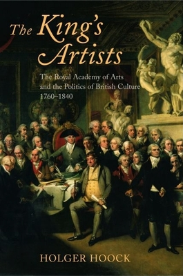 The King's Artists Cover
