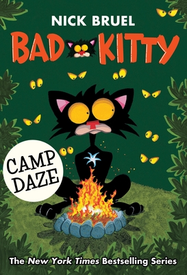 Bad Kitty Camp Daze Cover Image