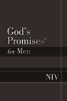 God's Promises for Men NIV: New International Version Cover Image