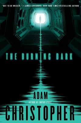 The Burning Dark Cover