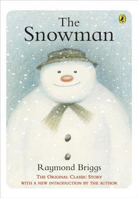 The Snowman. Raymond Briggs Cover