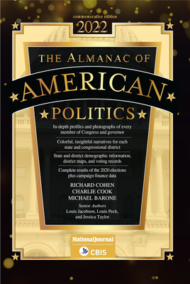 Almanac of American Politics 2022 Cover Image