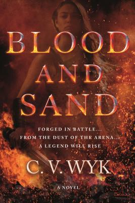 Blood and Sand Cover Image